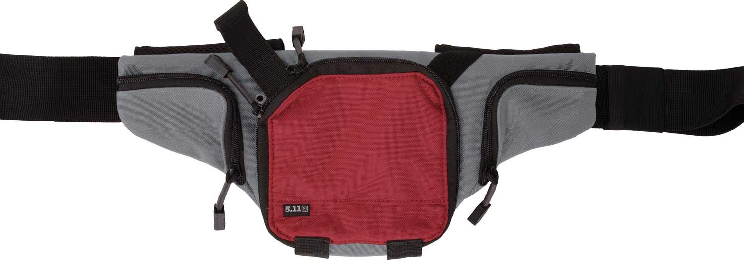 5.11 Tactical Select Carry Pistol Pouch CODe Red