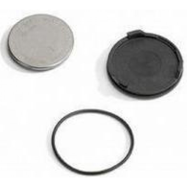 Battery Kit with Plastic Cover - CR 2430 battery & cover