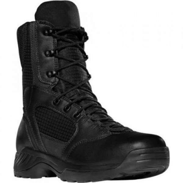 Danner Kinetic 8 Inch Boots Black