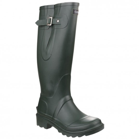 Cotswold Ragley Waterproof Wellington Boot Green