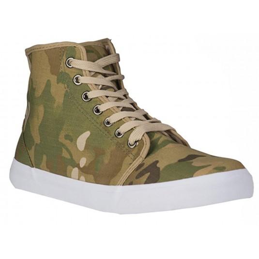 Mil-Tec Mens Army Sneakers In Multitarn