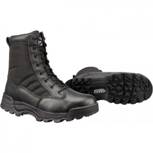 "Original SWAT Classic 9"" Tactical Lightweight Military Black Boots"