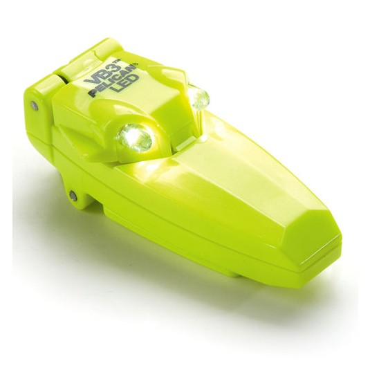 Peli Versabrite III LED Torch Neon Yellow