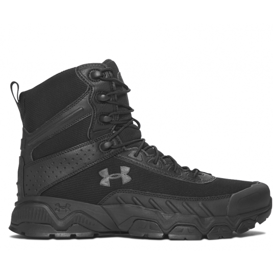 Under Armour Mens Valsetz 2.0 Tactical Boots Black
