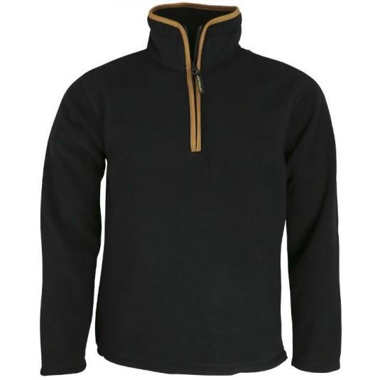 Kombat UK Pullover Country Fleece Black