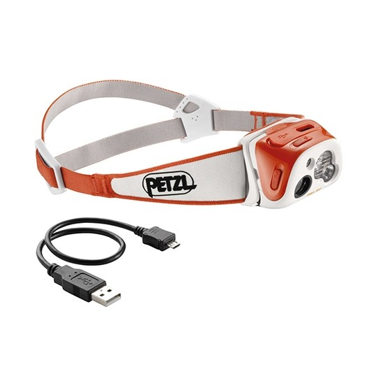 Petzl Tikka RXP Headtorch Coral (E95RC)
