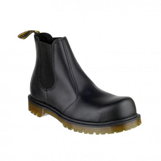 Dr Martens FS27 Dealer Boot Black