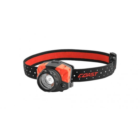 Coast FL85 Dual Color Pure Beam Focusing Headlamp