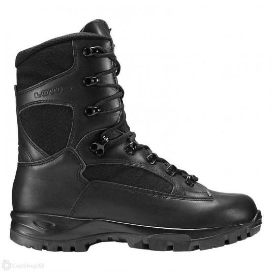 Lowa Urban Military Boot In Black