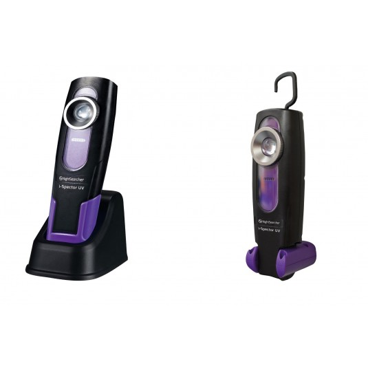 Nightsearcher I-Spector UV Inspection Light