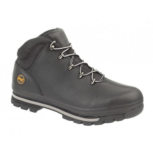 Timberland PRO Splitrock PRO Safety Boot In Black