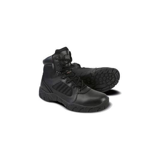 Kombat UK 6 Inch Tactical Pro Side Zip Boot In Black