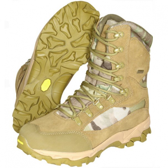 Viper Elite 5 Lightweight Boots Multicam