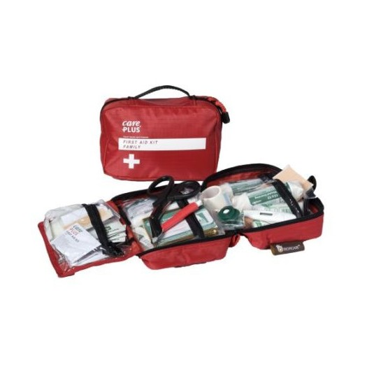 Care Plus First Aid Kits & Accessories Family