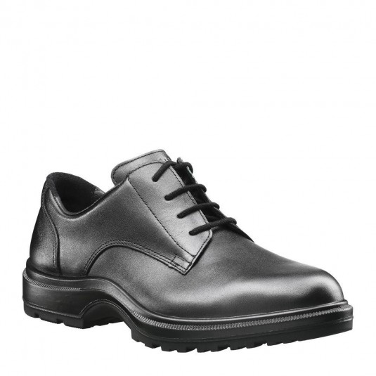Haix Airpower C1 Mens Police Shoes In Black