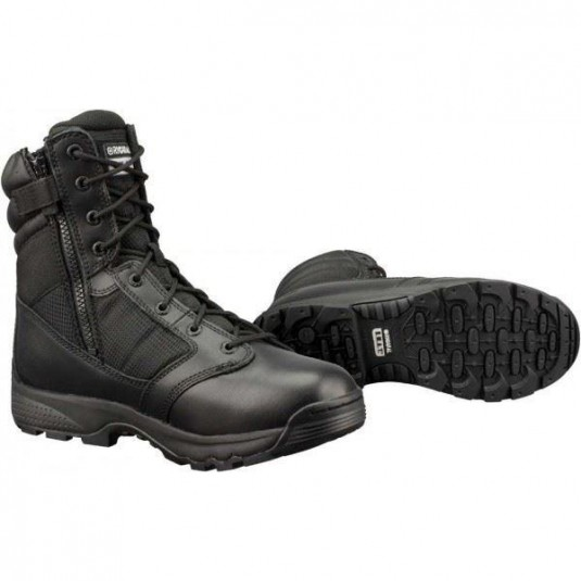 """Original SWAT WinX2 8"""" Side Zip Tactical Lightweight Police Boot Black"""