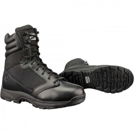 """Original SWAT WinX2 8"""" Waterproof Lightweight Police Boots Black"""