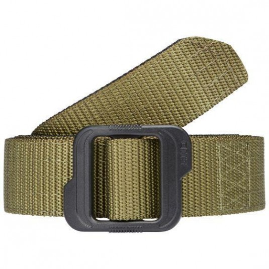 5.11 1.5 Inch Double Duty TDU Belt In TDU Green
