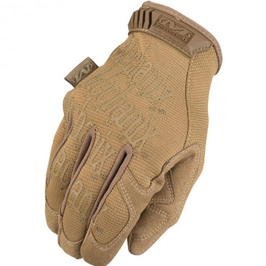 Mechanix Original Coyote Gloves