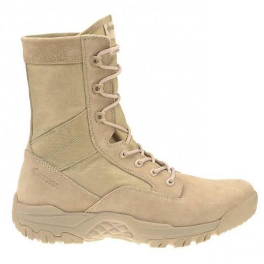 Bates 8 Inch Zero Mass Boot In Desert