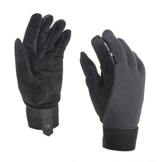 SealSkinz Solo Shooting Non Waterproof Gloves Black