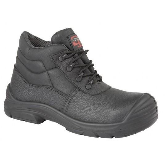 Grafters Wide Fitting Safety Chukka Boot