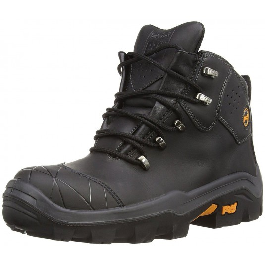 Timberland PRO Mens Snyders S3 Safety Boots 3554-2098
