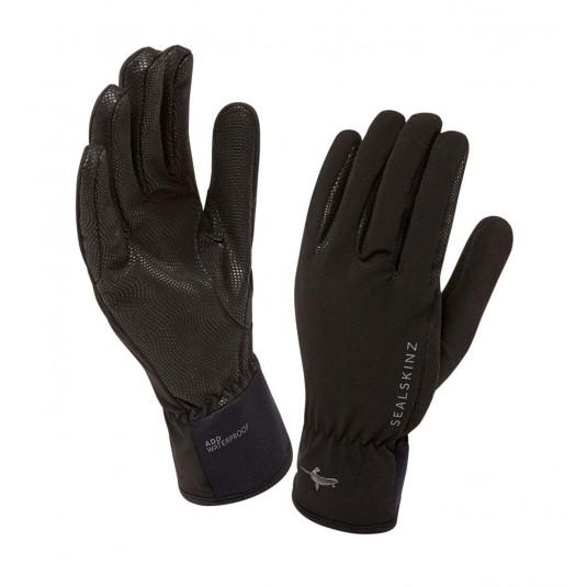 SealSkinz Sea Leopard Waterproof Gloves Black