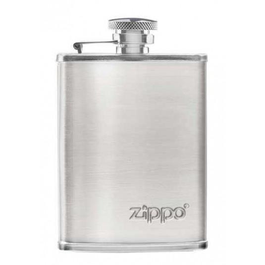 Zippo Hip Flask - Stainless Steel 177ml