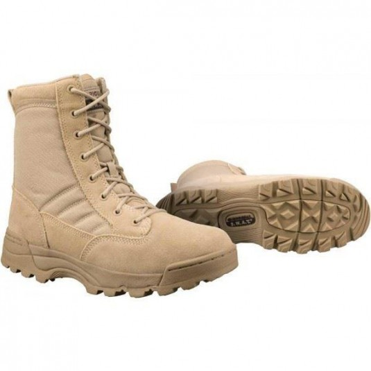 """Original SWAT Classic 9"""" Tactical Lightweight Military Desert Tan Boots"""