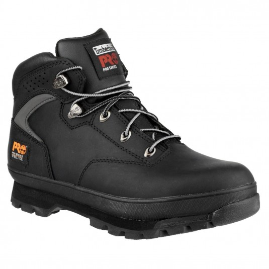 Timberland Pro Euro Hiker Lace Up Safety Boot Black