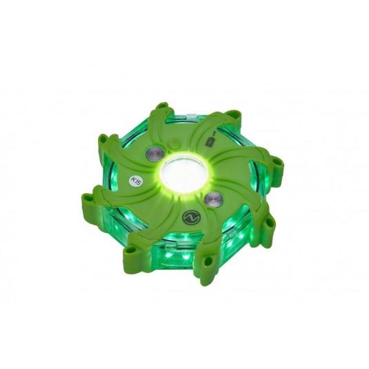 Nightsearcher Pulsar-Pro Individual Hazard Light Green Pod