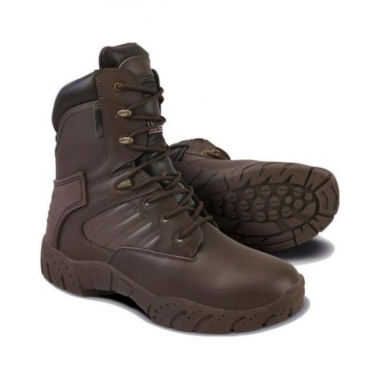 Kombat UK Tactical Pro Boot In MOD Brown