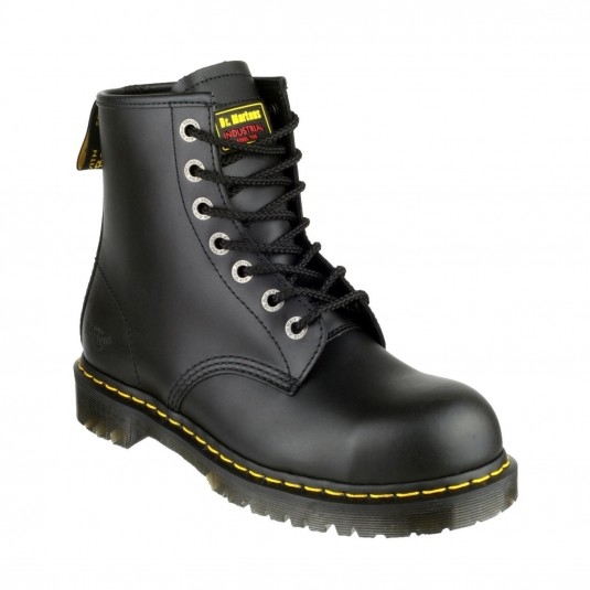 Dr Martens FS64 Icon Lace up Safety Boot Black