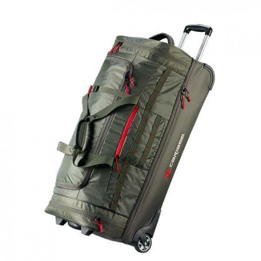 Caribee Scarecrow 85cm Wheeled Duffle Bag