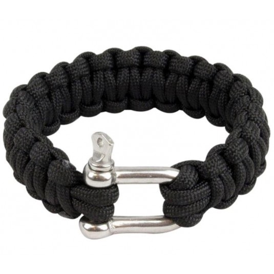 Highlander Paracord Bracelet D-Ring