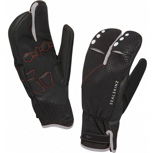 SealSkinz Highland Claw Waterproof Gloves Black