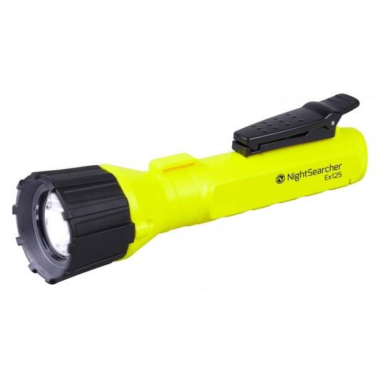Nightsearcher EX-125 Intrinsically Safe Flashlight