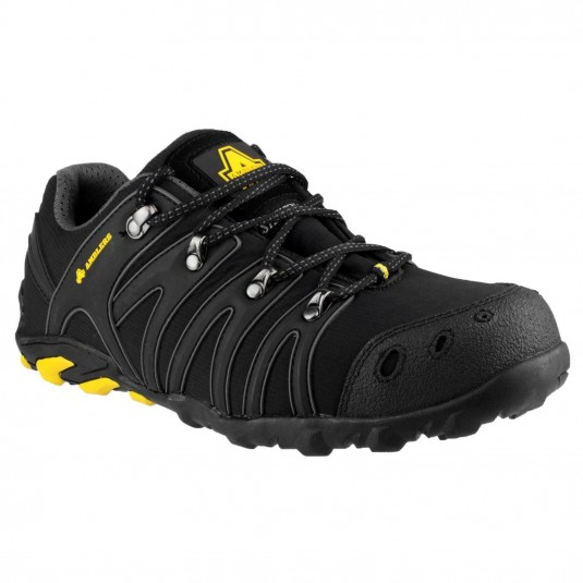 Amblers Safety FS23 Soft Shell Trainer Black