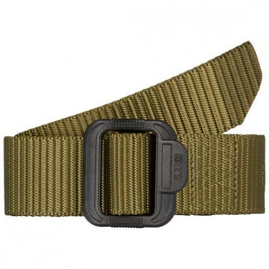 5.11 1.5 Inch TDU Belt In TDU Green