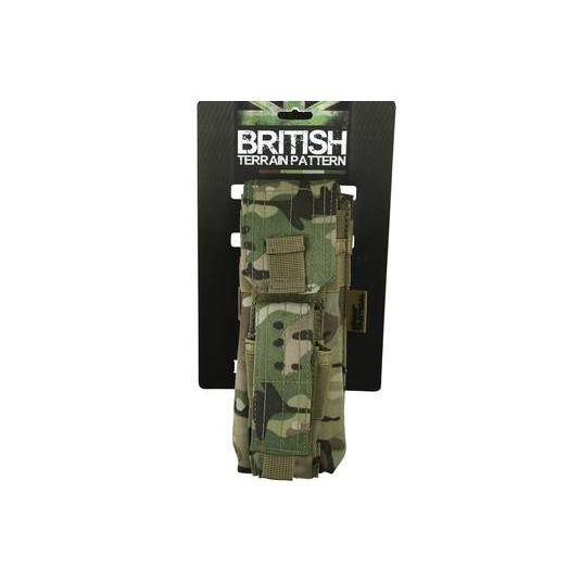 Kombat UK Single Mag Pouch with PISTOL Mag