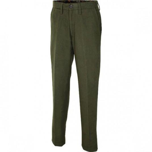 Jack Pyke Moleskin Trousers - Green