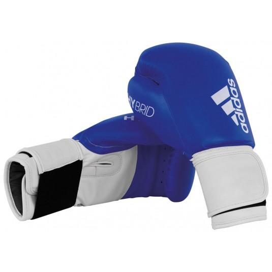 Adidas Hybrid Boxing Glove Blue
