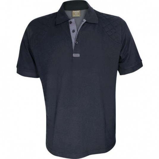 Jack Pyke Sporting Polo Shirt - Black