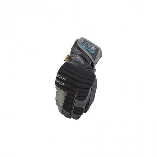 Mechanix Winter Impact Gloves Black Grey