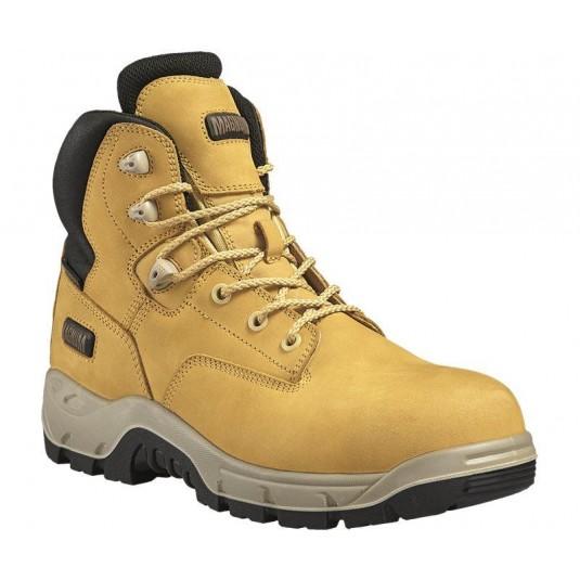 Magnum Precision Sitemaster Nubuck Composite Toe Safety Boot