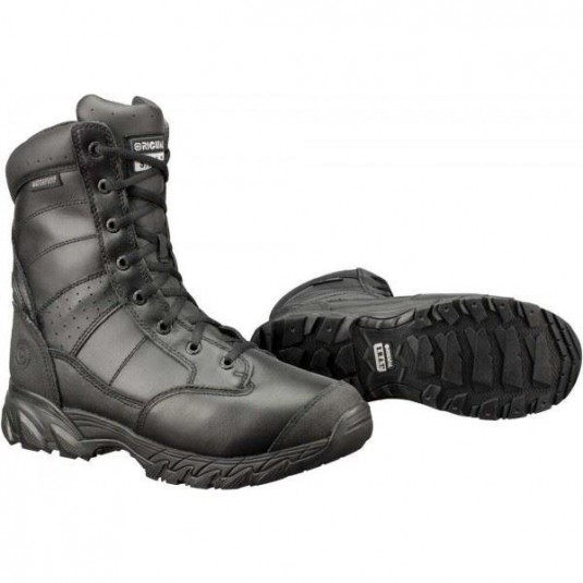 "Original SWAT Chase 9""  Waterproof Tactical Security Police Boot Black"