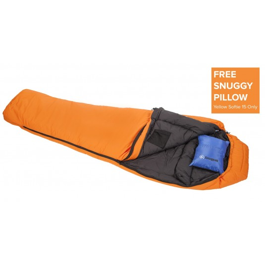 Snugpak Softie 15 Discovery Sleeping Bag