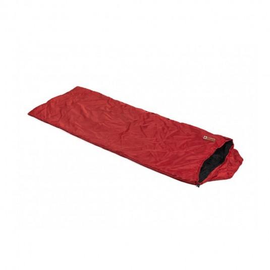 Snugpak Travelpak Traveller Sleeping Bag Red