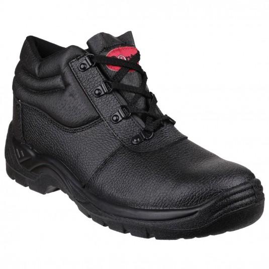 Centek FS330 Lace-Up Boot Black